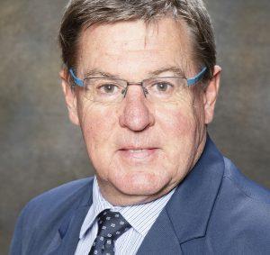 Mr Derek Braans